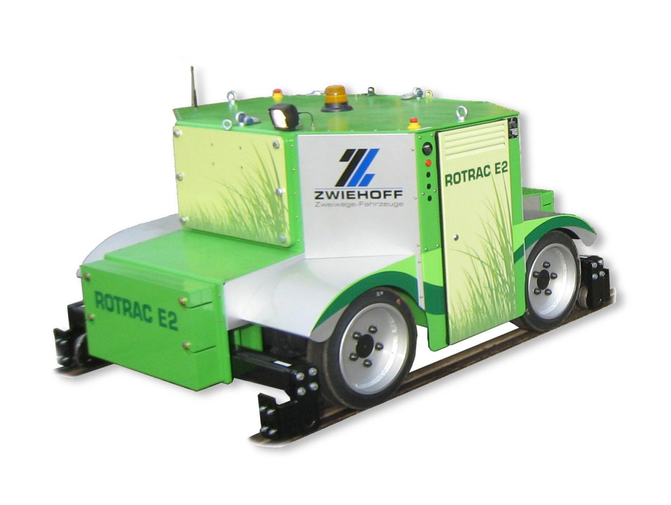 ROTRAC Е2 Електро-тяговий модуль вагонів