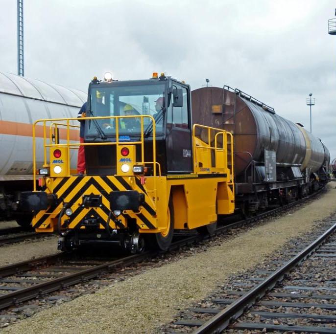 ROTRAC RR   Серія маневрових локомобілів
