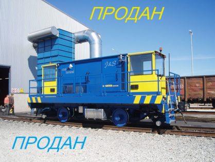 Б/у. тяговый модуль Logister