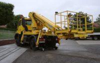 3059-3 Maintenance Vehicle