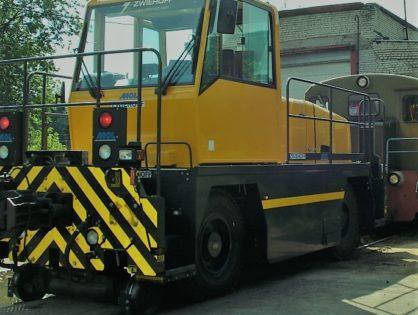 Маневровий локомобіль ROTRAC RR20  1520 мм. 2013 р., новий